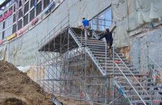 Bau- / Fluchttreppentürme bis 5 kN/m²