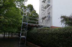 Leitergangsturm